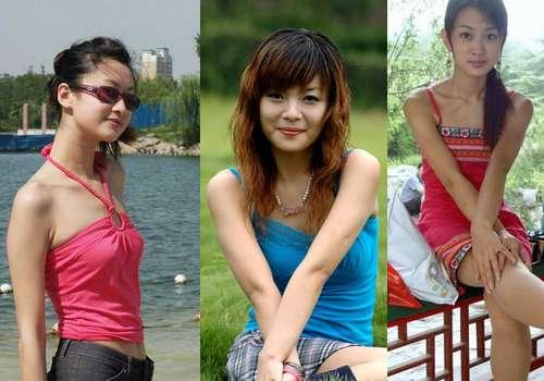成都:当街边美女成为旅游资源