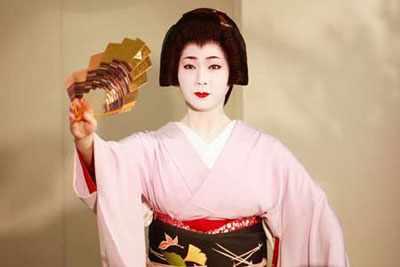 日本艺伎 男人的幻想